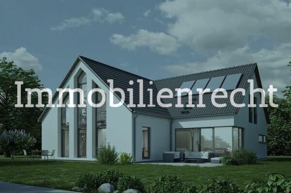 Grundstücks- und Immobilienrecht